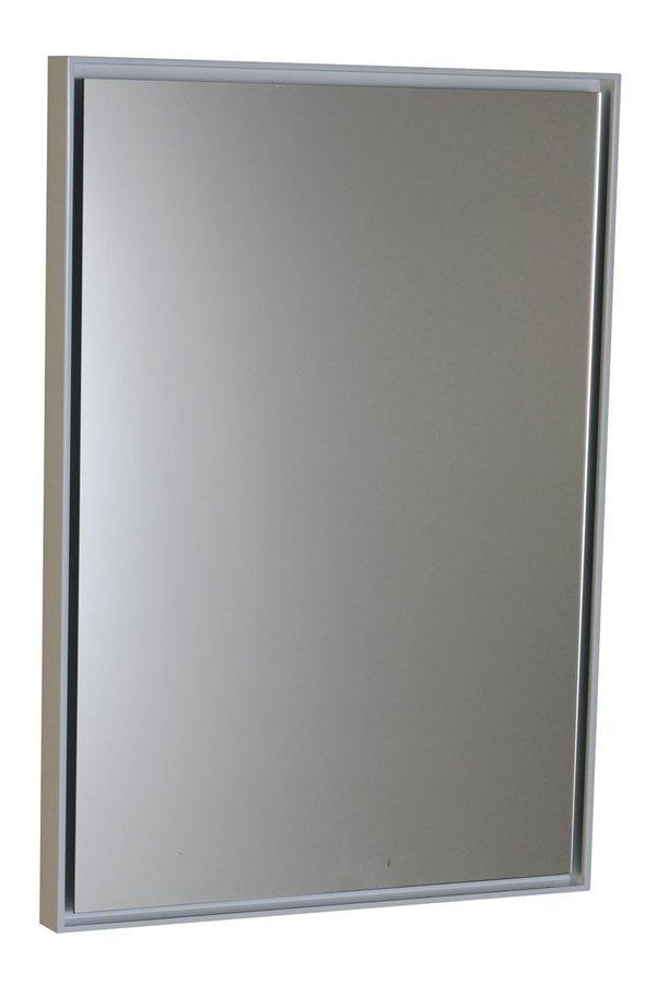 FLOAT zrcadlo s LED osvětlením 400x600mm, bílá 22556