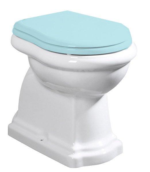 RETRO WC mísa 38,5x45x59cm, spodní odpad 101001
