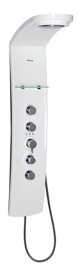 LUK termostatický sprchový panel 250x1300mm, nástěnný 80312