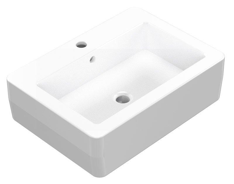 EGO keramické umyvadlo 60x43cm 324201