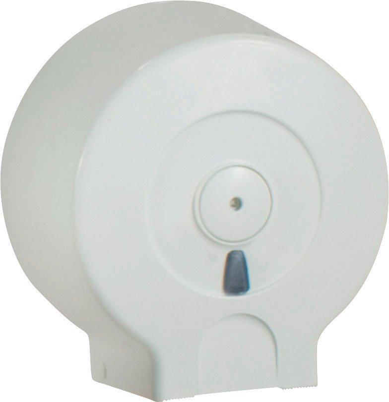 Zásobník na toaletní papír do průměru 22cm, ABS bílá 693