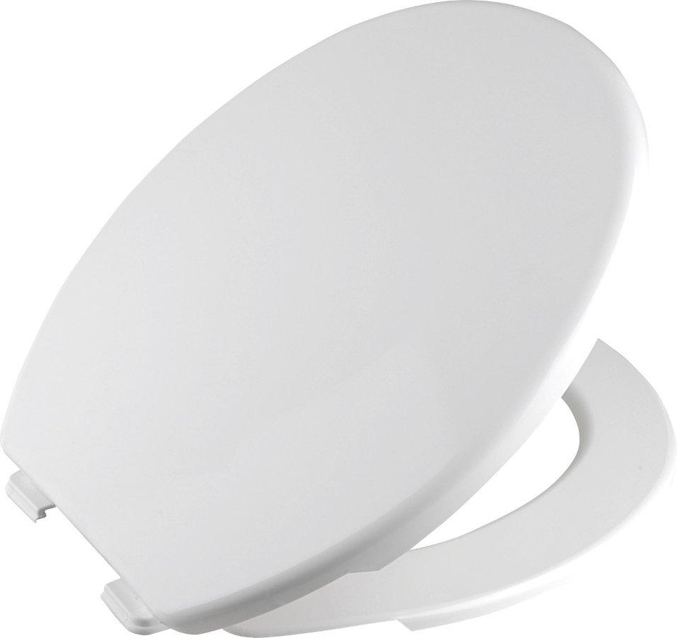 HELENA WC sedátko, polypropylen, bílá 3550