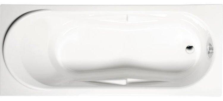 ADRIANA obdélníková vana s podstavcem 180x74x45cm, bílá 48111
