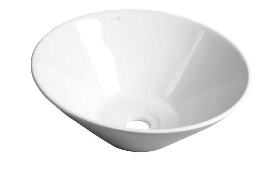 COMILLAS keramické umyvadlo 42x15cm, na desku BH7012