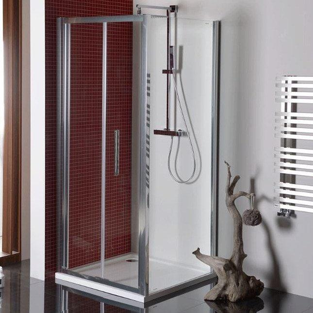Lucis Line čtvercový sprchový kout 900x900mm L/P varianta DL2815DL3415