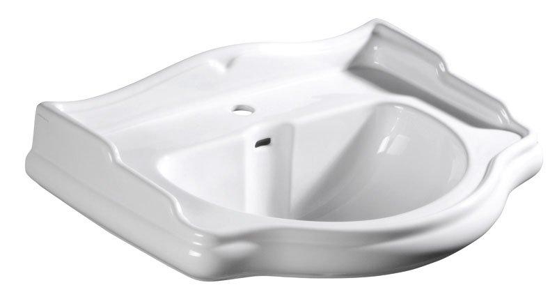 RETRO keramické umyvadlo 56x46,5cm 104501