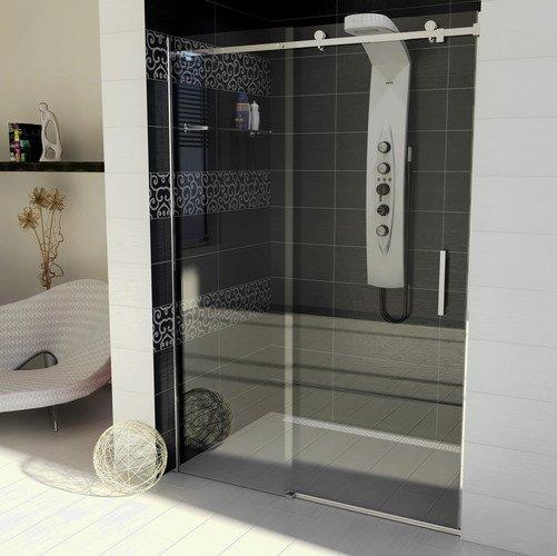 DRAGON sprchové dveře 1600mm, čiré sklo GD4616