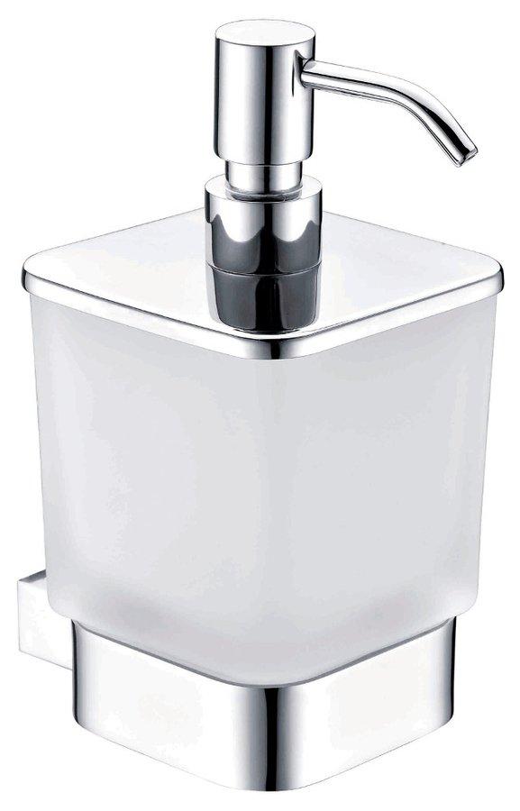 EVEREST dávkovač mýdla, 300 ml, chrom 1313-39