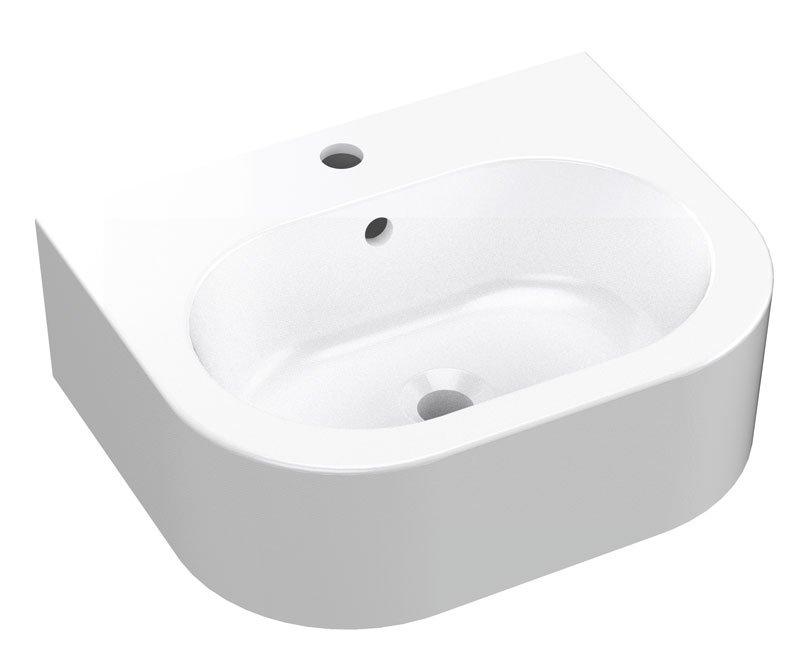 FLO keramické umyvadlo 50x40cm 314101