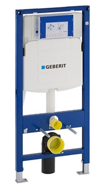 GEBERIT DUOFIX podomítková nádržka pro montáž do sádrokartonu 111.300.00.5