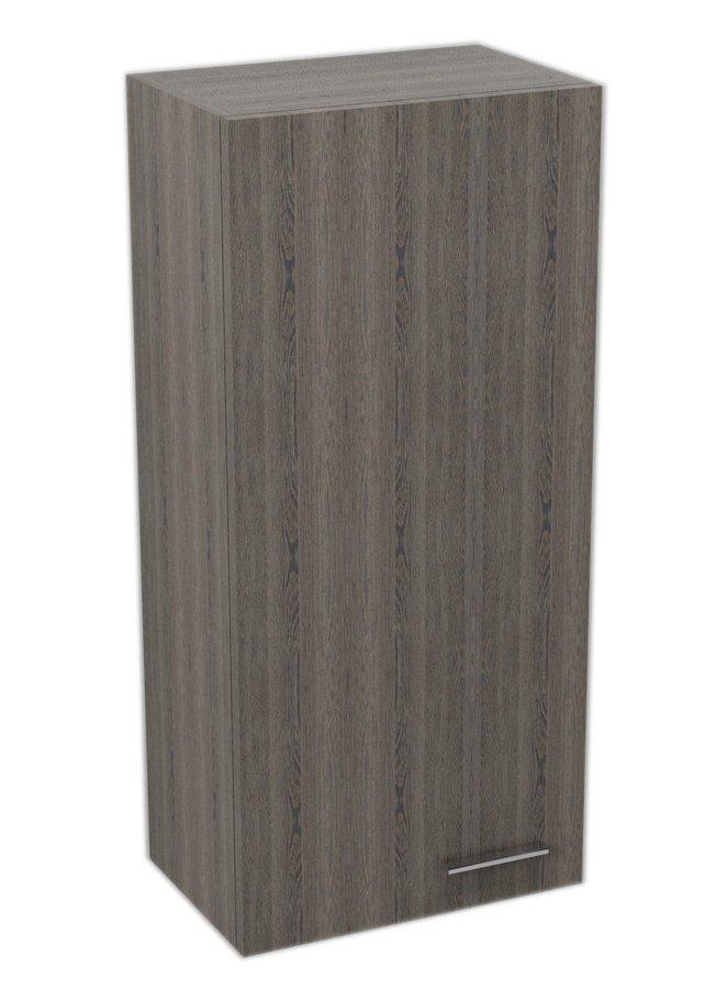 ZOJA/KERAMIA FRESH horní skříňka 35x76x23cm, levá, mali wenge 50335