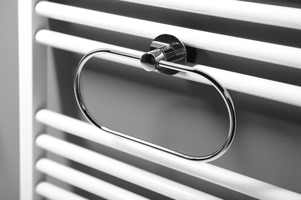 Držák ručníků kruhový, chrom IRPA01