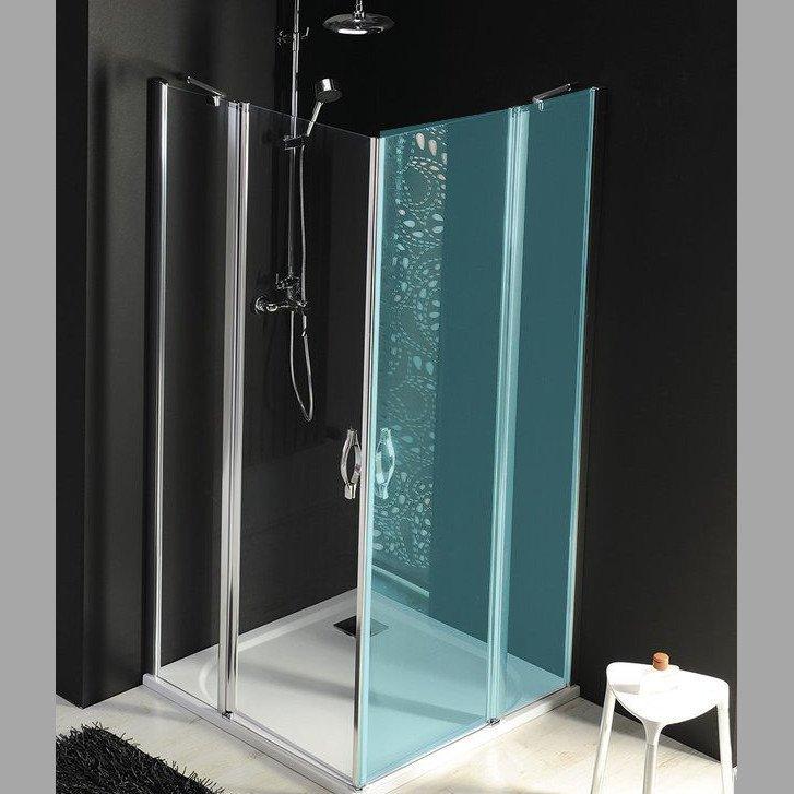 ONE sprchové dveře 900 mm, čiré sklo GO4890