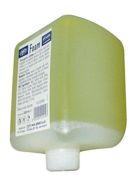 MARPLAST náplň do dávkovače pěnového mýdla A71611 a A71600F, 500 ml A99716F