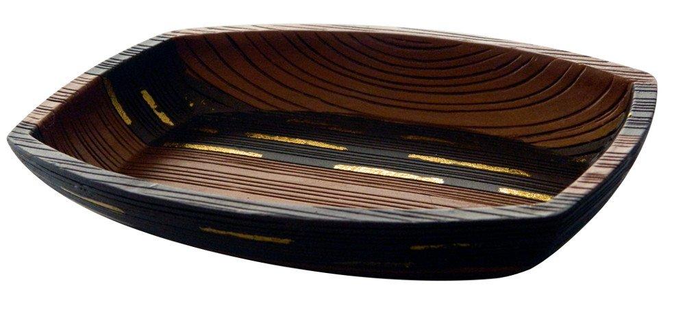 MAGNOLIA mýdlenka na postavení, bronz MA1144