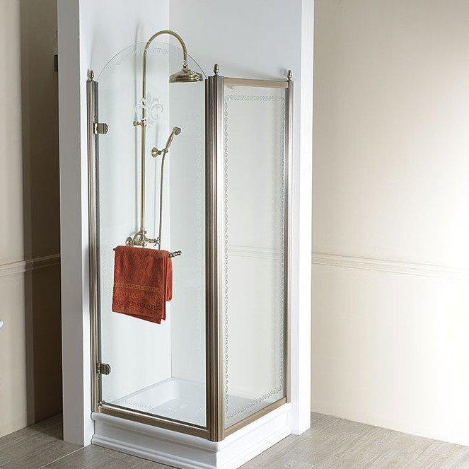 Antique čtvercový sprchový kout 900x900mm, dveře levé GQ1290LGQ5690GQV320