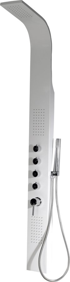 MESA sprchový panel 150x1680mm, bílý WN852