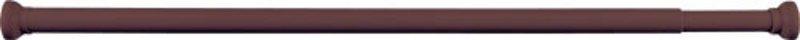 Teleskopická rozpěrná tyč 63-105cm, hnědá 4052
