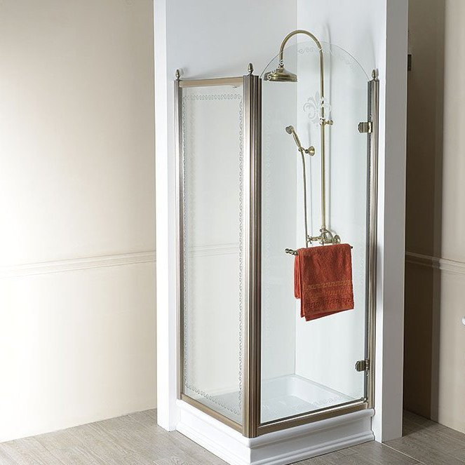 Antique čtvercový sprchový kout 900x900mm, dveře pravé GQ1390RGQ5690GQV320