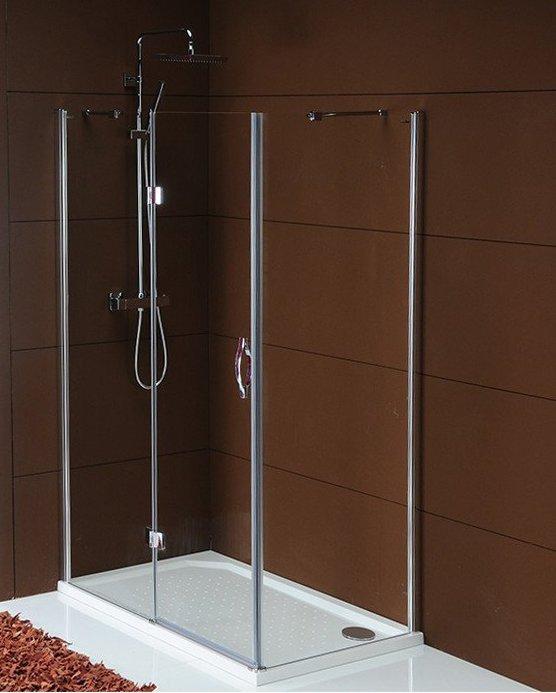 Legro čtvercový sprchový kout 1000x1000mm L/P varianta GL1110GL5610