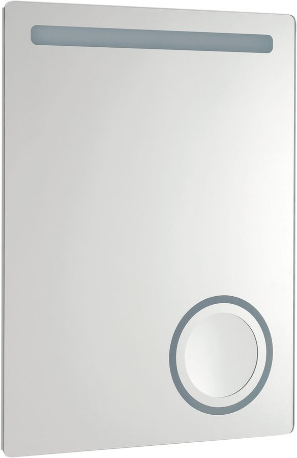 ASTRO zrcadlo 600x800mm, LED osvětlení, kosmetické zrcátko MIRL2