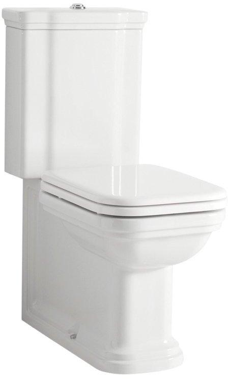 Kombi WC Waldorf,spodní/zadní odpad WCset04-Waldorf
