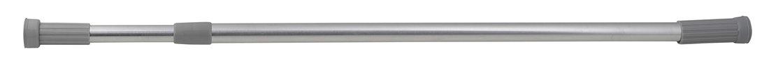Teleskopická rozpěrná tyč 120-220cm, 100% AL, chrom 0201006CR