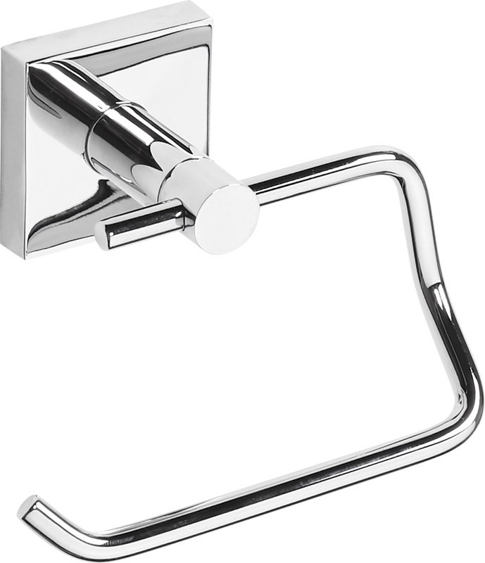 BETA držák toaletního papíru bez krytu, 135x100x90 mm, chrom 132112042