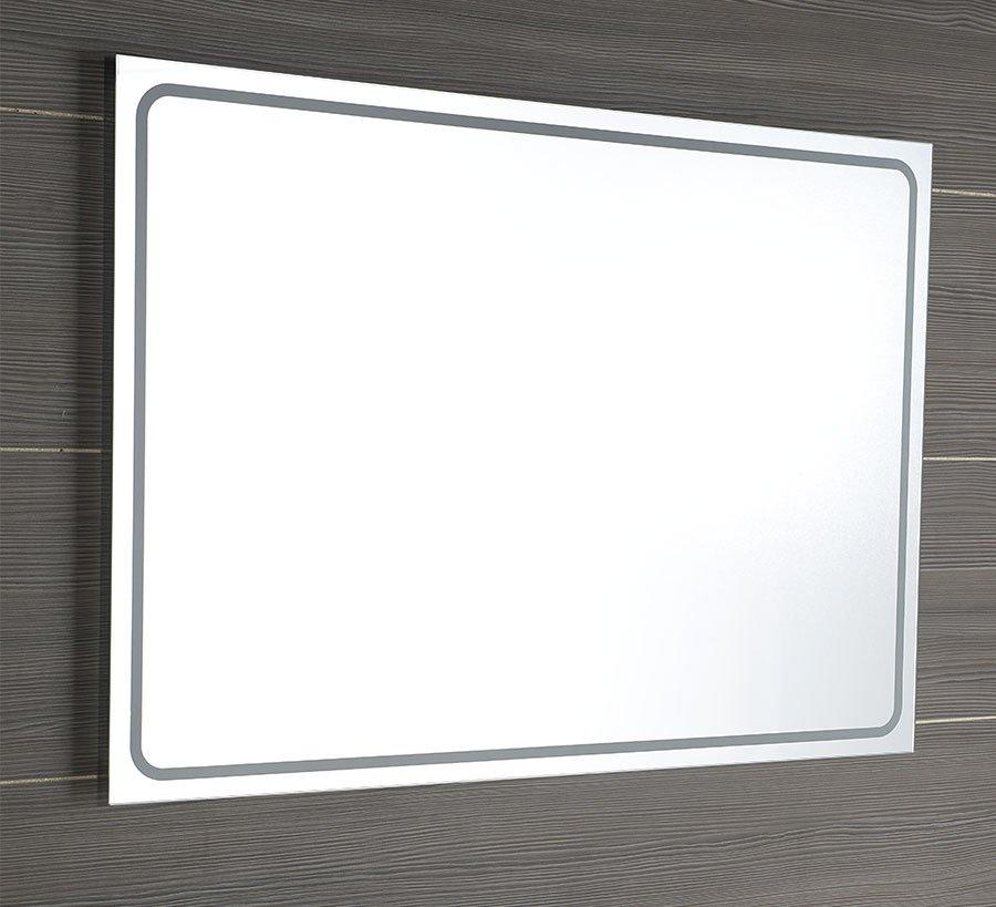 GEMINI II zrcadlo s LED osvětlením 1500x550mm GM150