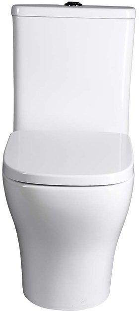 BELLO WC kombi mísa s nádržkou včetně Soft Close sedátka, spodní/zadní odpad PC103