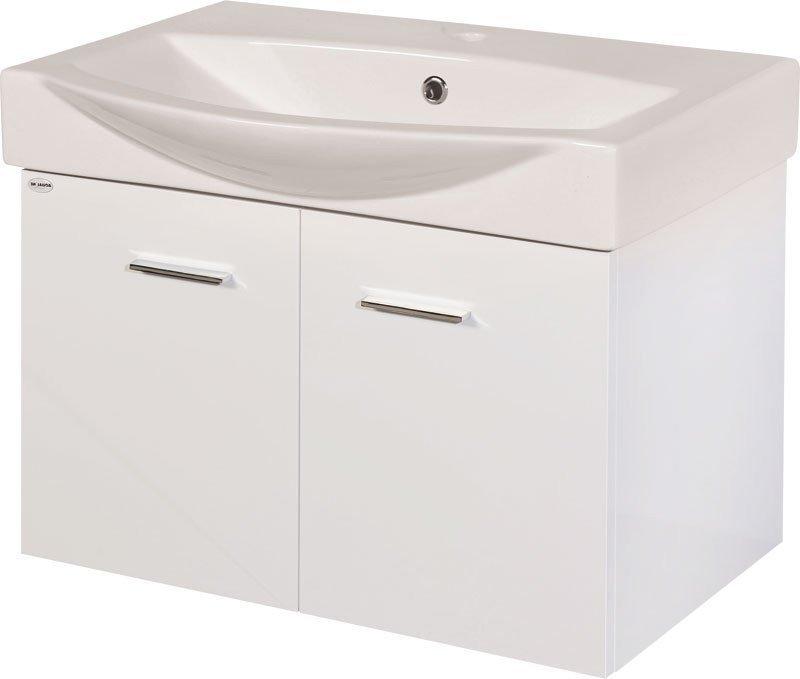 ZOJA umyvadlová skříňka 82x40x38,5cm, bílá 51085