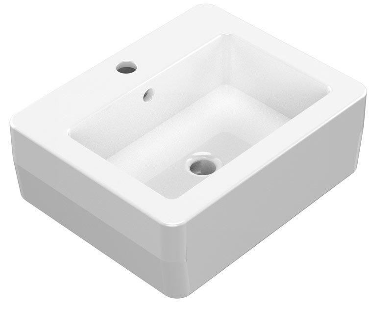EGO keramické umyvadlo 50x40cm 324101