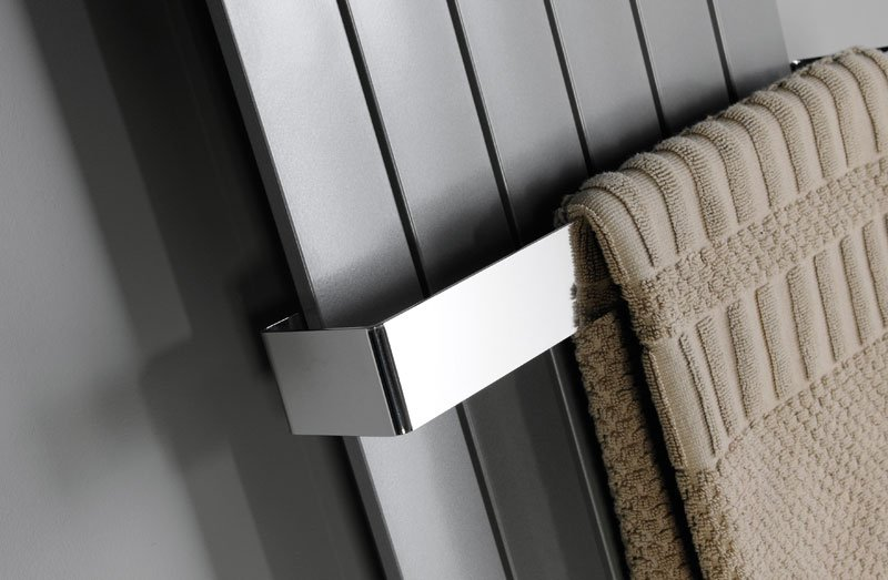 COLONNA držák ručníků 450x74mm, leštěná nerez IRPA14