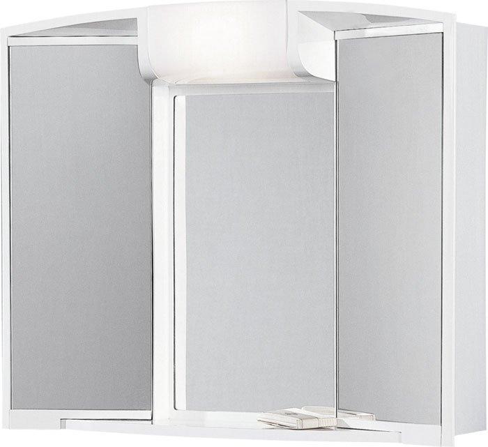 ANGY galerka 59x50x15cm, 1xE14, 7-14W, bílá plast 541202