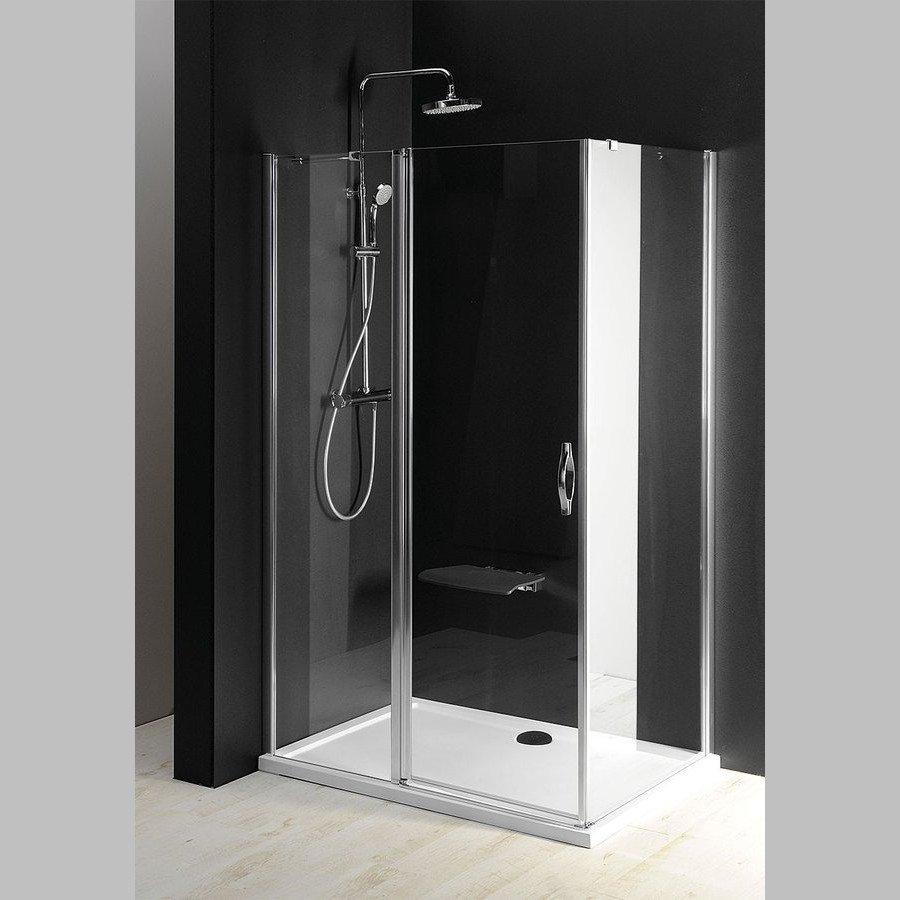 One obdélníkový sprchový kout 900x800mm L/P varianta GO4890GO3580