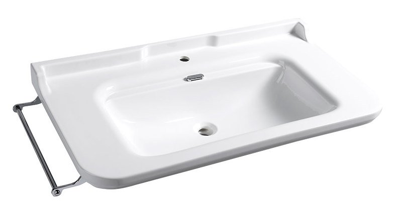 WALDORF keramické umyvadlo 100x55cm 4142K1