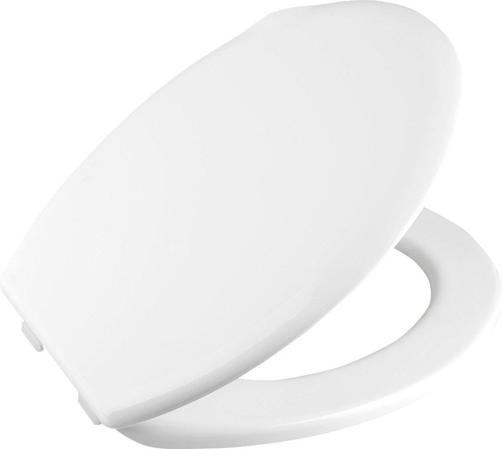ALICANTE wc sedátko, polypropylen, bílá ST262