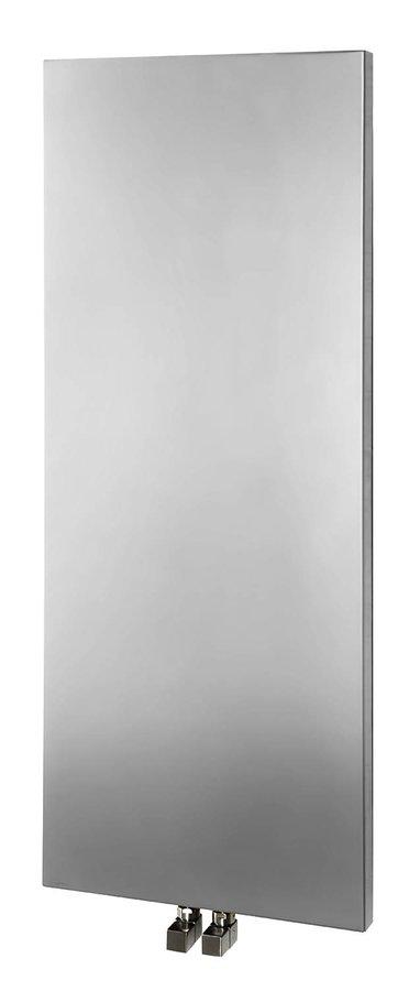 MAGNIFICA otopné těleso 456x1206mm, metalická stříbrná IR132