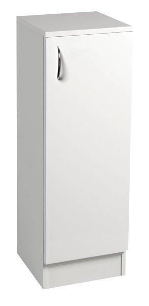 EKOSET skříňka spodní 30x85x30cm, bílá 57850