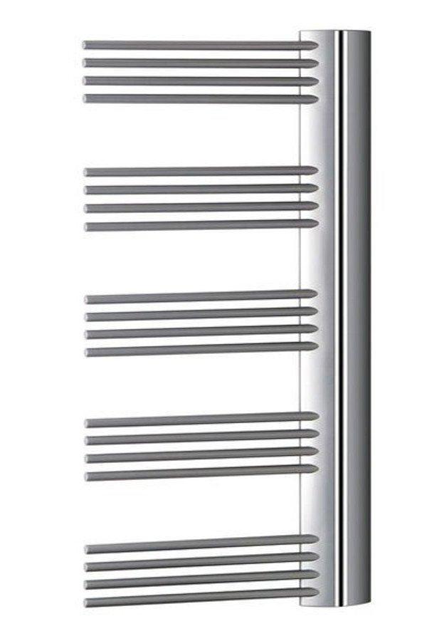 ELIT otopné těleso L/P 575x1070 mm, 530 W, stříbrná E-611