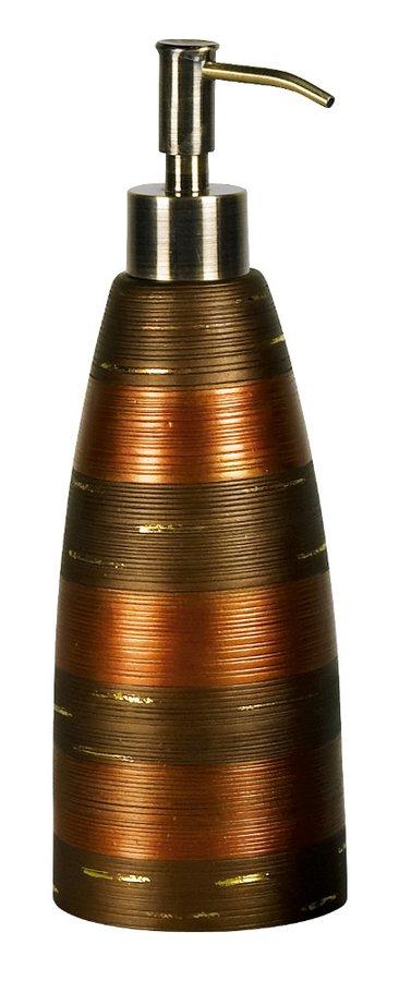 MAGNOLIA dávkovač mýdla na postavení, bronz MA8144