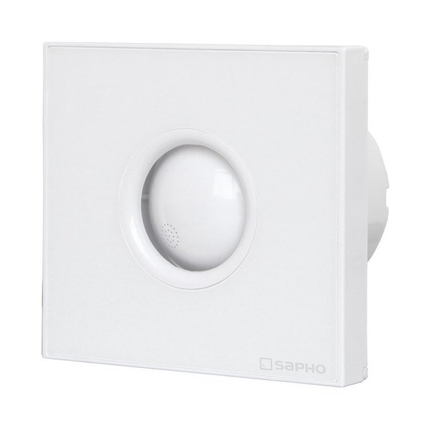 LITE koupelnový ventilátor axiální, 15W, potrubí 100mm, bílá LT101