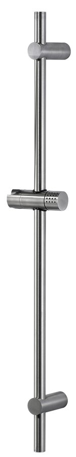 MINIMAL sprchová tyč s posuvným jezdcem, 700mm, nerez MI001