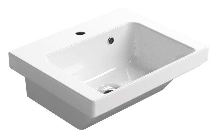 NORM keramické umyvadlo 42x17x34 cm, ExtraGlaze 8684111