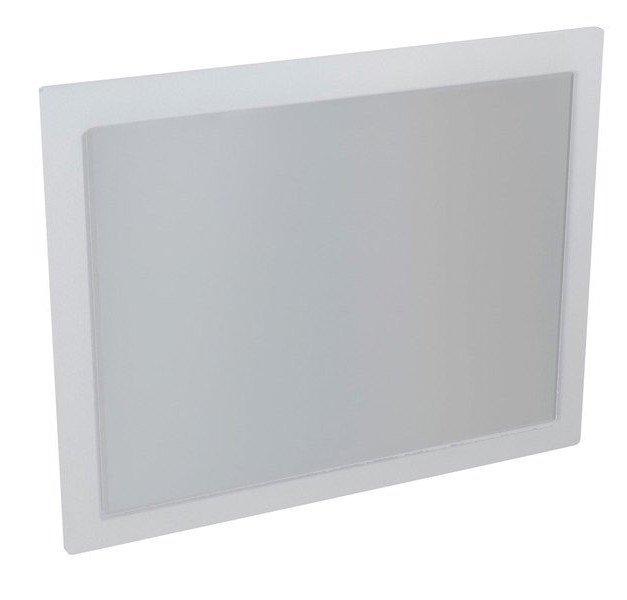 MITRA zrcadlo v rámu 720x520x40mm, bílá MT191