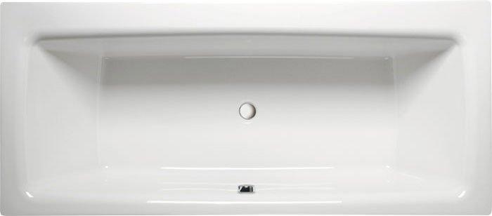 KVADRA 170 obdélníková vana s podstavcem 170x80x47cm, bílá 18611
