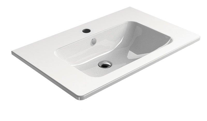 PURA keramické umyvadlo 80x50 cm 8822111