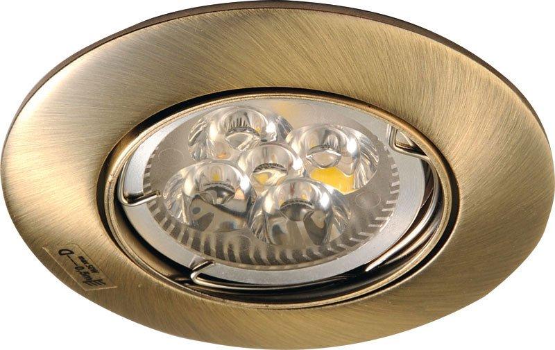 LUTO podhledové svítidlo, 50W, 12V, bronz 2584