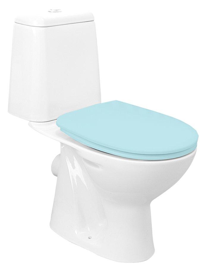RIGA WC kombi, zadní odpad, včetně splachovacího mechanismu RG601
