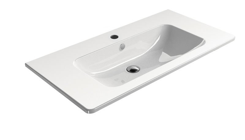 PURA keramické umyvadlo 100x50 cm, ExtraGlaze 8823111